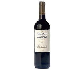 Martínez Lacuesta Vino tinto crianza con denominación de origen Rioja martinez lacuesta Botella de 75 cl