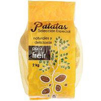 GALLEGA DE PATATAS Patata selección freir bolsa 2 kg