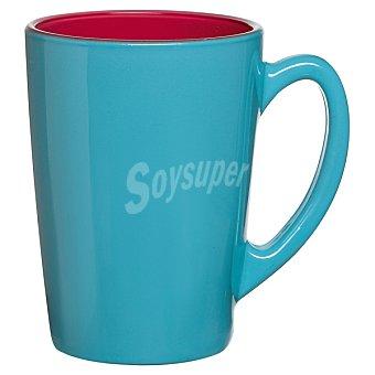 LUMINARC Taza mug de desayuno en color azul 32 cl 1 unidad