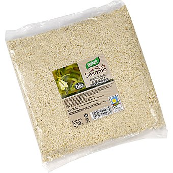 SANTIVERI NATURALIA Copos de sesamo molidos bio envase 250 g Envase 250 g