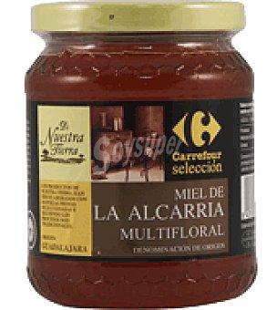 Carrefour Selección Miel multifloral de la Alcarria 500 g