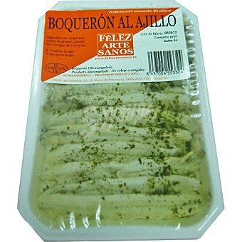 Conchi Boquerones al ajillo Bandeja 100 g