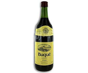 BUQUÉ Vino tinto Botella de 1 Litro