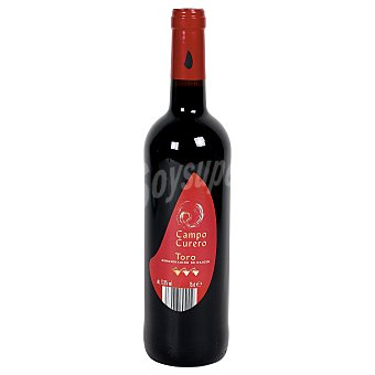 SEÑORIO DE ONDAS Vino tinto DO Toro botella 75 cl Botella 75 cl