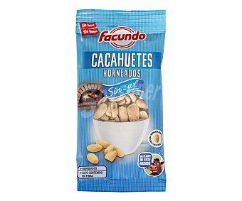 Facundo Cacahuetes repelados horneados Paquete 130 g