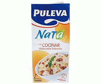 PULEVA Nata para Cocinar Brik 1 l