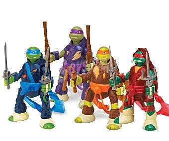 GIOCHI PREZIOSI Figuras Artículadas Tortugas Ninja 1 Unidad