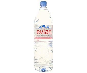 Evian Agua mineral Botella 1,5 litros