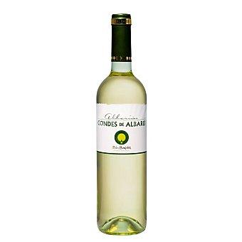 Condes de Albarei Vino D.O. Rías Baixas albariño Botella 75 cl