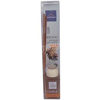 CASACTUAL Mikado Ambientador en varillas aromáticas Canela 18 ml