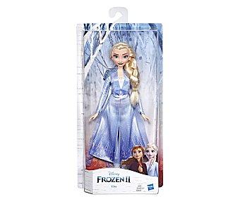 Disney Frozen Muñeca Elsa articulada, Frozen 2, disney.