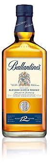 Ballantines Ballantines Blended Scoch Whisky Blue, reserva 12 años. Botella de 70 cl