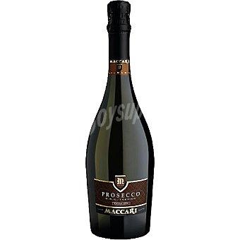 MACCARI Prosecco vino espumoso Botella 75 cl