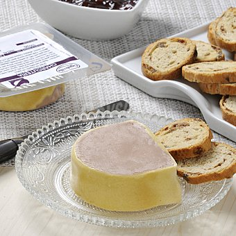 Capdevila Mousse de foie de pato Envase de 100 g