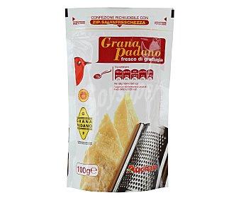 Auchan Queso rallado grana padano 100 gr