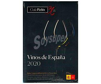 Anaya Guía Peñín vinos de España 2020, VV. AA. Género: vinos. Editorial Anaya.