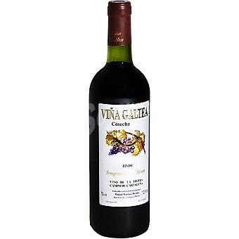 VIÑA GALTEA Tempranillo syrah Botella 75 cl