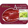 Filetes extra de avestruz bandeja 300 g peso aproximado 2-3 unidades RINCON