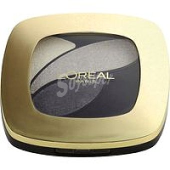 Color Riche Sombra de ojos Quad E5 l`oreal Pack 1 unid