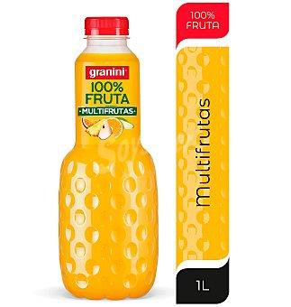 Granini 100% fruta multifrutas 1 l