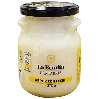 La Ermita de San Pedro Arroz con leche Tarro 275 g