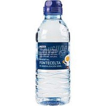 Eroski Agua mineral 33 cl