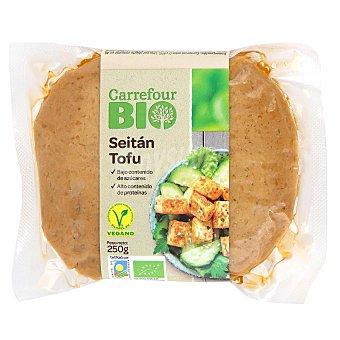 Carrefour Bio Seitán tofu ecológico 250 g