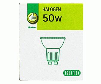 Productos Económicos Alcampo Halógena Dicroica Directared 50W GU10 1 Unidad