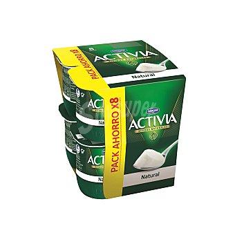 Activia Danone Yogur natural Pack 8 x 125 g