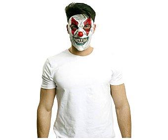 My other me Máscara de payaso diabólico para adulto,