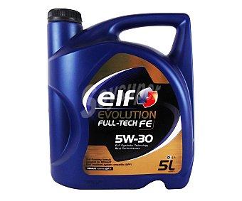 ELF Aceite sintético para vehículos con motor diésel 1 litro