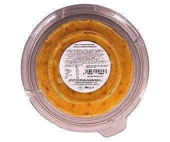 PASTELERÍA Tarta con crema de requesón 300 gramos