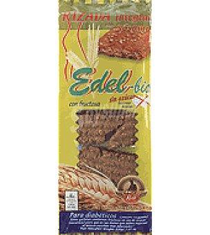 Edel Bio Galleta rizada integral sin azúcar sesamo 200 gr 200 g
