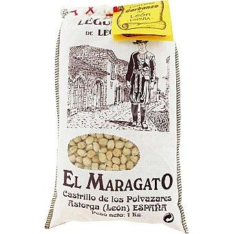 EL MARAGATO Garbanzos castellanos Saco 1 kg