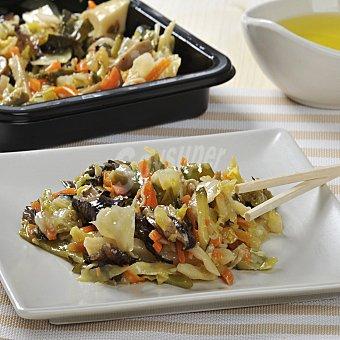 Wok de verduras salteadas 300 g