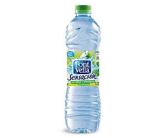 Font Vella Agua sabor manzana sensación Botella 1,25 litros