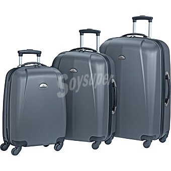 ORALLI Manhattan Trolley ABS en color gris 69 cm