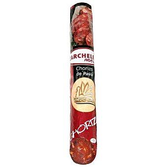 CARCHELEJO Chorizo vela de pavo halal al corte