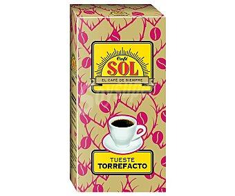 Sol Café en grano torrefacto ortega 250 g