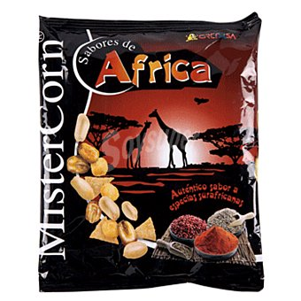 Grefusa Mister Corn Cocktail Mr. Corn áfrica Bolsa 170 g