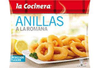 La Cocinera Calamares romana 400 GRS