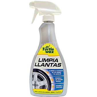 TURTLE Wax Limpia llantas para automóvil Envase 500 ml