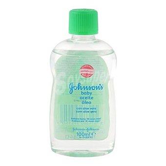 Johnson's Baby Aceite aloe 100 ml 100 ml