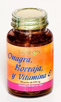Epsilon Onagra Borraja y Vitamina E 51 Gramos