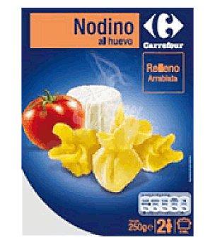 Carrefour Pasta nodino relleno de arrabiata 250 g