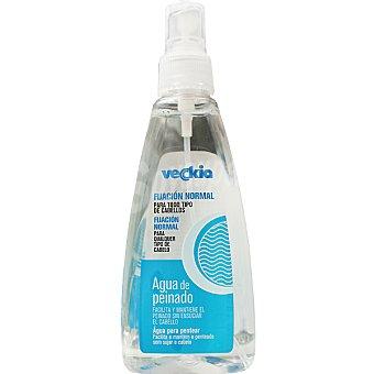 Veckia Agua de peinado fijación normal para todo tipo de cabellos Spray 200 ml