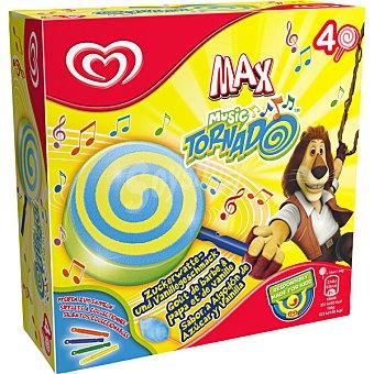 Frigo Tornado musical  4 unidades (312 ml)