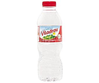 Viladrau Agua mineral natural Botella de 33 cl