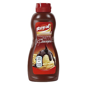 Royal Sirope de chocolate bote 250 gr Bote 250 gr