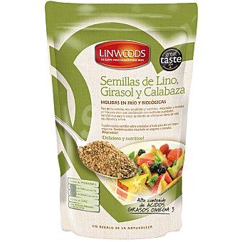 Linwoods Semillas de lino con girasol y calabaza ecológicas Envase 200 g